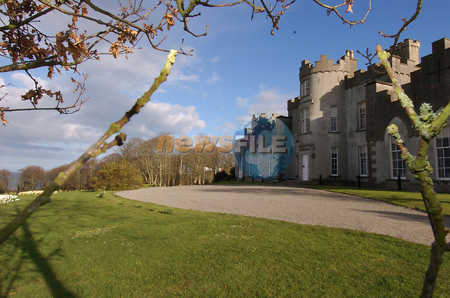 Ardgillen Castle near Skerries in Fingal..Photo Fran Caffrey/Newsfile.ie...This Picture has been sent to you by Newsfile Ltd..The Studio,.Millmount Abbey,.Drogheda,.Co. Meath,.Ireland..Tel: +353(0)41-9871240.Fax: +353(0)41-9871260.ISDN: +353(0)41-9871010.www.newsfile.ie..general email: pictures@newsfile.ie