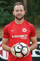 Christian Matheisen (RW Walldorf) - Mörfelden-Walldorf 04.08.2020: Mannschaftsvorstellung von Hessenligist Rot-Weiss Walldorf für die Saison 2020/21