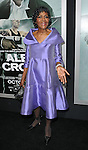 """Cicely Tyson at the Los Angeles premiere of """"Alex Cross"""" held at the Arclight Theater on October 15, 2012."""