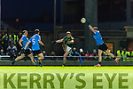 Paul Geaney Kerry in action against Philly McMahon Dublin in the National League in Austin Stack park on Saturday night.