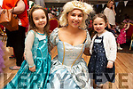 Lilly McGinty, Aoife O'Mahoney and Katie Houlihan enjoying the Down Syndrome Tea party on Sunday at the Down Syndrome Tea Party fundraiser in the Ashe Hotel on easter Sunday.