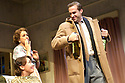 Epitaph For George Dillon by George Osborne and Anthony Creighton, directed by Peter Gill. With Joseph Fiennes as George Dillon, Anne Reid as Kate Elliot, Dorothy Atkinson as Nora Elliot, Opened at the Comedy Theatre on 27/9/05. CREDIT Geraint Lewis