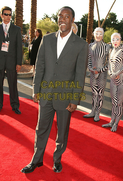 "DON CHEADLE.2007 CineVegas Film Festival ""Ocean's 13"" Premiere held at Palms Casino Resort, Las Vegas, Nevada, USA..June 6th, 2007.full length grey gray suit jacket trousers.CAP/ADM/RE.©Russ Elliot/AdMedia/Capital Pictures"