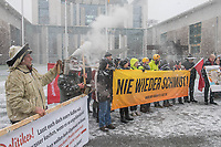 2018/01/17 Berlin | Protest gegen Landwirtschaftsminister Schmidt
