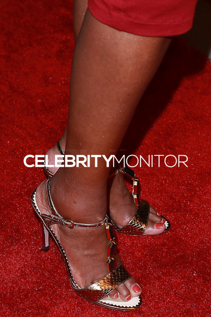 HOLLYWOOD, LOS ANGELES, CA, USA - NOVEMBER 14: Gayle King arrives at The Hollywood Reporter's 18th Annual Hollywood Film Awards After Party held at the W Hollywood on November 14, 2014 in Hollywood, Los Angeles, California, United States. (Photo by David Acosta/Celebrity Monitor)