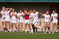 Stanford Lacrosse vs Denver University, February 12, 2017