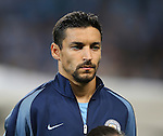 Jesus Navas of Manchester City during the UEFA Champions League Group C match at The Etihad Stadium, Manchester. Picture date: September 14th, 2016. Pic Simon Bellis/Sportimage