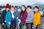 Paula Naughton, Sheila Doona, Jamie Doona, Aine O'Connor, Helen Foley and Kathleen doona at the Mary Kate Healy memorial walk in aid of Crumlin Childrens Hospital at the Killarney Oaks Hotel on Saturday