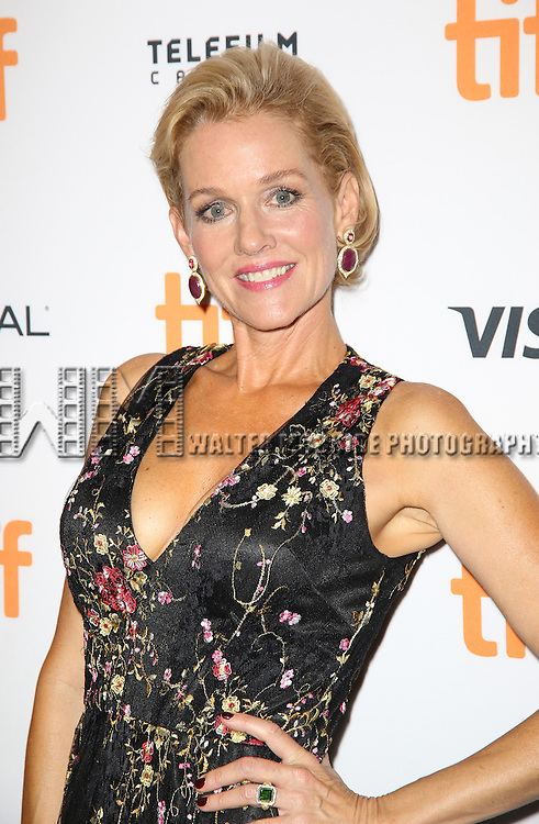 Penelope Ann Miller attends the 'The Birth of a Nation' Red Carpet Premiere during the 2016 Toronto International Film Festival premiere at Princess of Wales Theatre on September 9, 2016 in Toronto, Canada.