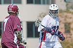 Los Angeles, CA 03/20/10 - Matt Duke-Rosati (Arizona # 37) in action during the Arizona-Loyola Marymount University MCLA game at Leavey Field (LMU).  LMU defeated Arizona 13-6.