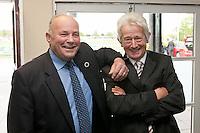 Chairman Bob Sheldon and Vice Chairman John Brydon