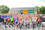 RUN/WALK: Hundreds show their support as they took part in the Kilmoyley 3 Miler on Sunday from The Kilmoyley Community Centre on Sunday to raise funds for Kilmoyley Tidy Towns.
