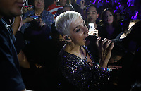 The Spanish singer, Ana Torroja, during her concert in the palenque of the expo. Hermosillo Sonora to May 14, 2017 (Photo: NortePhoto / Luis Gutierrez)<br /> <br /> La cantante espa&ntilde;ola, Ana Torroja, durnate su concierto en el palenque de la expo. Hermosillo Sonora a 14 de mayo 2017 (Foto: NortePhoto/ Luis Gutierrez)