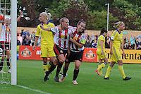 Sunderland AFC Ladies vs Chelsea Ladies 18-07-15