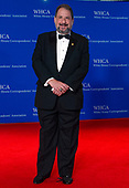 "United States Shadow Senator Paul Strauss (Democrat of the District of Columbia) arrives for the 2018 White House Correspondents Association Annual Dinner at the Washington Hilton Hotel on Saturday, April 28, 2018.  Strauss is one of two ""shadow senators"" from the District of Columbia who were elected to lobby the US Congress on behalf of the citizens of DC to achieve full federal representation.  Currently, the only person officially representing the citizens of DC is a non-voting delegate in the US House of Representatives.  DC has no official representation in the US Senate.<br /> Credit: Ron Sachs / CNP<br /> <br /> <br /> (RESTRICTION: NO New York or New Jersey Newspapers or newspapers within a 75 mile radius of New York City)"