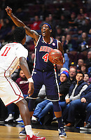 Auburn Tigers men's basketball vs. Oklahoma at the Mohegan Sun Arena - Birthday of Basketball