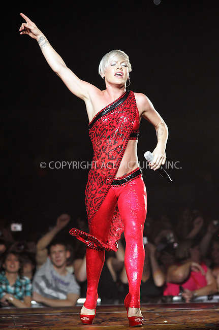 WWW.ACEPIXS.COM . . . . .  ..... . . . . US SALES ONLY . . . . .....October 28 2009, Sheffield, England....Singer Pink performs on October 28 2009 in Sheffield, England....Please byline: FAMOUS-ACE PICTURES... . . . .  ....Ace Pictures, Inc:  ..tel: (212) 243 8787 or (646) 769 0430..e-mail: info@acepixs.com..web: http://www.acepixs.com