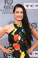 """Los Angeles CA Apr 11: Victoria Mature, arrive to 2019 TCM Classic Film Festival Opening Night Gala And 30th Anniversary Screening Of """"When Harry Met Sally"""", TCL Chinese Theatre, Los Angeles, USA on April 11, 2019 <br /> CAP/MPI/FS<br /> ©FS/MPI/Capital Pictures"""