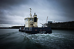 "Svitzer ""Merlin"" Departure- Southampton Marine Services - 5th October 2017"