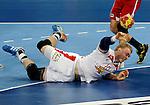23rd Men's Handball World Championship; DEN-HUN Quarterfinal.