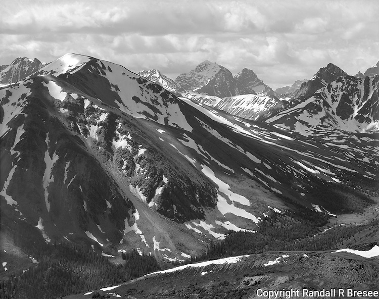 &quot;Atop The Jasper Tram&quot; Jasper National Park; Alberta, Canada<br />