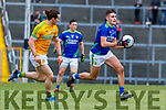 Graham O'Sullivan, Kerry in action against Cillian O'Sullivan, Meath  during the Allianz Football League Division 1 Round 4 match between Kerry and Meath at Fitzgerald Stadium in Killarney, on Sunday.