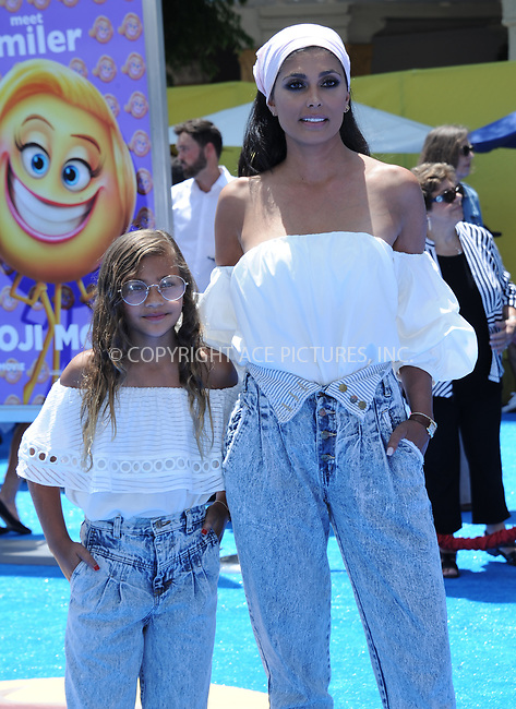 www.acepixs.com<br /> <br /> July 23 2017, LA<br /> <br /> Rachel Roy arriving at the premiere of 'The Emoji Movie' at the Regency Village Theatre on July 23, 2017 in Westwood, California. <br /> <br /> By Line: Peter West/ACE Pictures<br /> <br /> <br /> ACE Pictures Inc<br /> Tel: 6467670430<br /> Email: info@acepixs.com<br /> www.acepixs.com