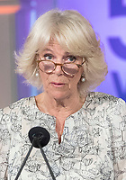 16 June 2017 - London, England - Camilla Duchess of Cornwall. Live broadcast of the finale of BBC Radio 2's 500 Words creative writing competition held at the Tower of London. Photo Credit: Alpha Press/AdMedia