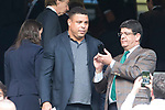 Ronaldo Nazario da Lima during the match of La Liga between Real Madrid and Futbol Club Barcelona at Santiago Bernabeu Stadium  in Madrid, Spain. April 23, 2017. (ALTERPHOTOS)