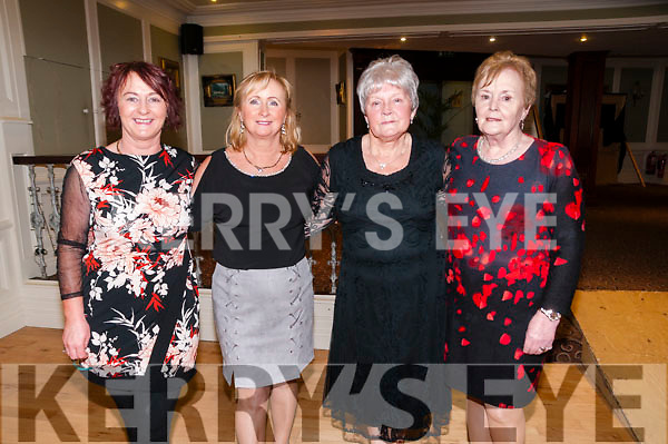 Active Retired Tea Party: Attending the Listowl Active retired party at the Listowel Arms Hotel on Sunday afternoon last were Karina O'Donoghue, Mary Kidney, Mary Pellican & Joan Hunt.