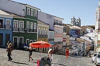 SALVADOR, BA, 23.03.2013 - PELOURINHO-BA - Imagem de arquivo do Pelourinho, Centro Histórico de Salvador - BA (Foto: Joá Souza / Brazil Photo Press).
