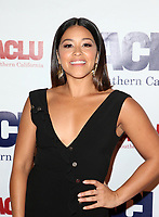 BEVERLY HILLS, CA - DECEMBER 3: Gina Rodriguez, at ACLU SoCal's Annual Bill Of Rights Dinner at the Beverly Wilshire Four Seasons Hotel in Beverly Hills, California on December 3, 2017. Credit: Faye Sadou/MediaPunch /NortePhoto.com NORTEPHOTOMEXICO