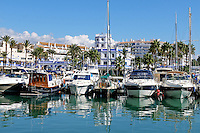 Marina, Puerto Banus, Marbella, Spain, October, 2015, 201510151737<br />
