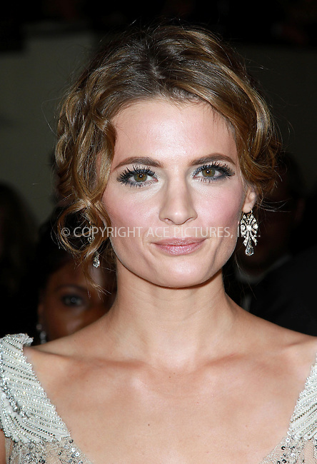 WWW.ACEPIXS.COM . . . . .  ..... . . . . US SALES ONLY . . . . .....January 28 2012, LA....Stana Katic arriving at the 64th Annual DGA Awards at the Kodak Theater in Hollywood, Los Angeles....Please byline: FAMOUS-ACE PICTURES... . . . .  ....Ace Pictures, Inc:  ..Tel: (212) 243-8787..e-mail: info@acepixs.com..web: http://www.acepixs.com