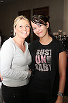 Karen Behan and Jenna Gilsenan at the City North Wedding Fair...Picture Jenny Matthews/Newsfile.ie