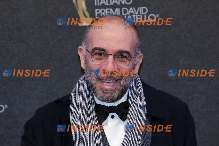 Giuseppe Tornatore<br /> Roma 27-03-2017. Premio David di Donatello 2017.<br /> Rome March 27th 2017. David di Donatello ceremony 2017. <br /> Foto Samantha Zucchi Insidefoto