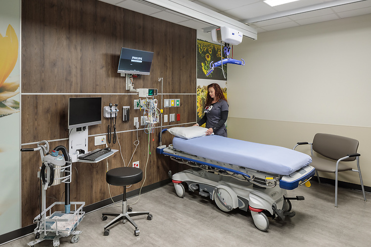 Adena Emergency Department Expansion & Renovation | DesignGroup