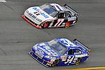 Feb 12, 2009; 2:42:21 PM; Daytona Beach, FL, USA; NASCAR Sprint Cup Series race of the Gatorade Duel at Daytona International Speedway.  Mandatory Credit: (thesportswire.net)