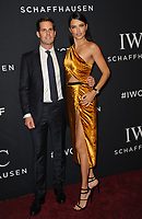 www.acepixs.com<br /> April 20, 2017  New York City<br /> <br /> Adriana Lima and Christoph Grainger-Herr attending IWC Schaffhausen 5th Annual For the Love of Cinema Gala on April 20, 2017 in New York City.<br /> <br /> Credit: Kristin Callahan/ACE Pictures<br /> <br /> <br /> Tel: 646 769 0430<br /> Email: info@acepixs.com
