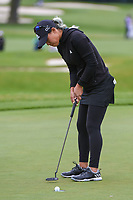 Danielle Kang (USA) sinks her putt on 11 during the round 2 of the KPMG Women's PGA Championship, Hazeltine National, Chaska, Minnesota, USA. 6/21/2019.<br /> Picture: Golffile | Ken Murray<br /> <br /> <br /> All photo usage must carry mandatory copyright credit (© Golffile | Ken Murray)