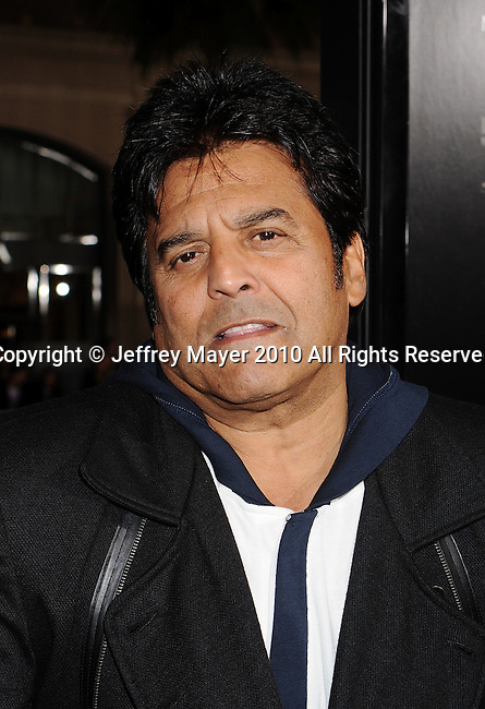 """HOLLYWOOD, CA. - December 06: Erik Estrada attends """"The Fighter"""" Los Angeles premiere at Grauman's Chinese Theater on December 6, 2010 in Hollywood, California."""