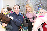 Janelle and Nina Callan with Caroline and Mia Lawlor at Barney in Scotch Hall Shopping Centre...Photo NEWSFILE/Jenny Matthews.(Photo credit should read Jenny Matthews/NEWSFILE)....This Picture has been sent you under the condtions enclosed by:.Newsfile Ltd..The Studio,.Millmount Abbey,.Drogheda,.Co Meath..Ireland..Tel: +353(0)41-9871240.Fax: +353(0)41-9871260.GSM: +353(0)86-2500958.email: pictures@newsfile.ie.www.newsfile.ie.FTP: 193.120.102.198.