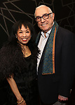 "Baayork Lee and Bob Avian attends the New York City Center Celebrates 75 Years with a Gala Performance of ""A Chorus Line"" at the City Center on November 14, 2018 in New York City."