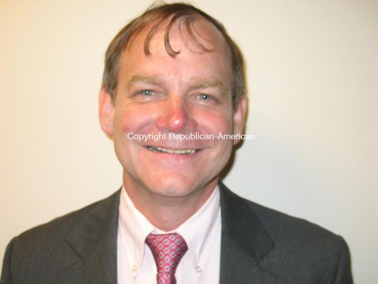 WOODBURY, CT - 27 May 2010 - 052710RH02 - Candidate for Region 14 Board of Education Gary Suslavich from Woodbury