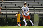 11 September 2015: Virginia's Riggs Lennon. The Duke University Blue Devils hosted the University of Virginia Cavaliers at Koskinen Stadium in Durham, NC in a 2015 NCAA Division I Men's Soccer match. The game ended in a 2-2 tie after overtime.