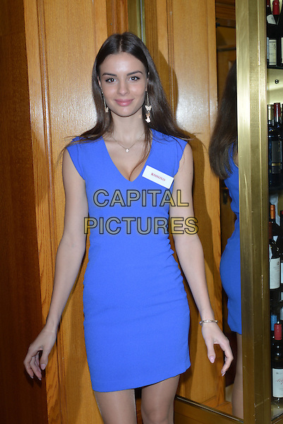 Miss Kosovo  Vita REXHEPI<br /> photocall for Miss World 2014 contestants in central London, on November 25, 2014. This year's Miss World contest will take place in London on December 14, 2014<br /> CAP/PL<br /> &copy;Phil Loftus/Capital Pictures