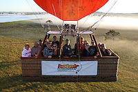 20120421 April 21 Hot Air Balloon Gold Coast