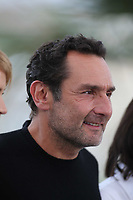 Gilles Lellouche attends the photocall for 'Sink Or Swim (Le Grand Bain)' during the 71st annual Cannes Film Festival at Palais des Festivals on May 13, 2018 in Cannes, France. Guillaume Canet and Mathieu Amalric attends the photocall for 'Sink Or Swim (Le Grand Bain)' during the 71st annual Cannes Film Festival at Palais des Festivals on May 13, 2018 in Cannes, France.<br /> CAP/GOL<br /> &copy;GOL/Capital Pictures