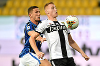 Dejan Kulusevski of Parma in action during the Serie A football match between Parma Calcio and Atalanta BC at Ennio Tardini stadium in Parma (Italy), July 28th, 2020. Play resumes behind closed doors following the outbreak of the coronavirus disease. Photo Andrea Staccioli / Insidefoto