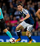 Scotland's Andy Robertson during the World Cup Qualifying Group F match at Hampden Park Stadium, Glasgow. Picture date 4th September 2017. Picture credit should read: Craig Watson/Sportimage